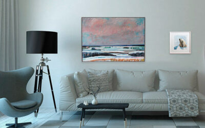 Passer maleriet på min væg?